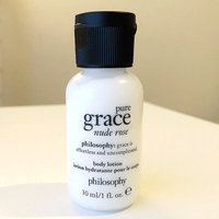 philosophy pure grace perfumed body lotion uploaded by Amber M.