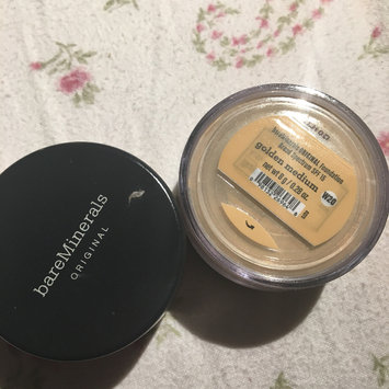 Photo of bareMinerals ORIGINAL Foundation Broad Spectrum SPF 15 uploaded by Sapna t.