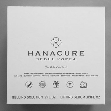 Photo of Hanacure All-In-One Facial uploaded by Natalie Z.