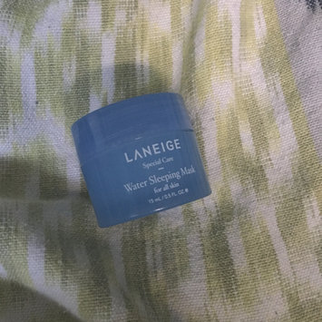 Photo of LANEIGE Water Sleeping Mask uploaded by Meldin G.