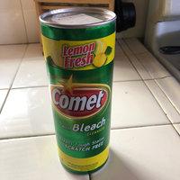 Comet Lemon Fresh Disinfectant Cleanser, 21 Oz uploaded by Sandra G.