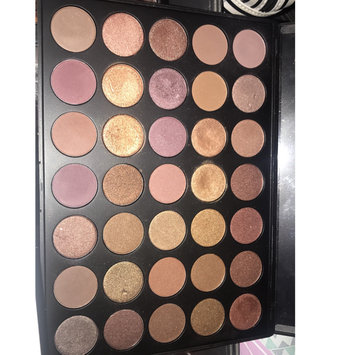 Photo of Morphe T35 Taupe Eyeshadow Pallet uploaded by Paige H.