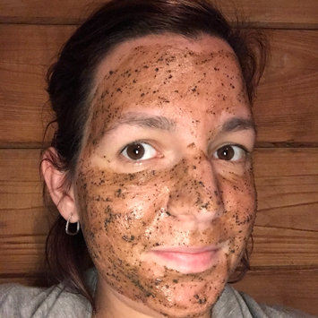 Photo of LUSH Cup O' Coffee Face and Body Mask uploaded by Kylee M.