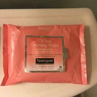 Neutrogena® Oil-Free Cleansing Wipes-Pink Grapefruit uploaded by Mariateresa T.