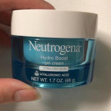 Photo of Neutrogena® Hydro Boost Gel-Cream Extra-Dry Skin uploaded by Jozie H.