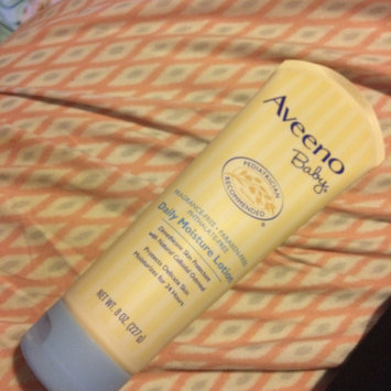 Photo of AVEENO® Baby Daily Moisture Lotion uploaded by Breanne W.