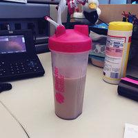 Sundesa BlenderBottle Classic Shaker Bottle, 28-ounce, Clear/Pink uploaded by Katharine P.