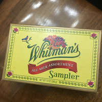 Whitman's Sampler All Milk Assortment uploaded by Melisa L.