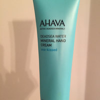 Ahava Dead Sea Water Sea-Kissed Mineral Hand Cream - Travel Size, Multicolor uploaded by Ivonne C.