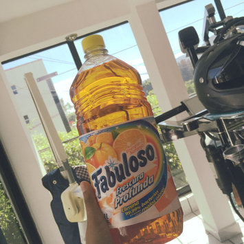 Photo of Fabuloso Fiesta Orange Multi-Purpose Cleaner uploaded by Griselda A.