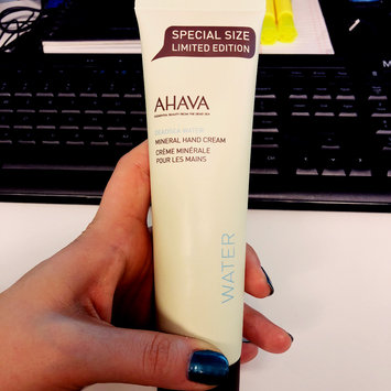 Photo of AHAVA Mineral Hand Cream uploaded by Michelle S.