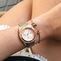 Michael Kors 'Parker' Chronograph Bracelet Watch Rose Gold uploaded by Ariadna F.