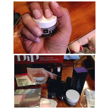 Photo of Red Carpet Manicure Color Dip Nail Color Dipping Powder Starter Kit uploaded by Brianna F.