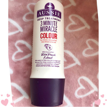 Photo of Aussie® 3 Minute Miracle Color Conditioning Treatment uploaded by Amie D.