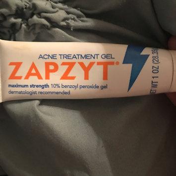 Photo of ZAPZYT Maximum Strength 10% Benzoyl Peroxide Acne Treatment Gel uploaded by Lauren M.
