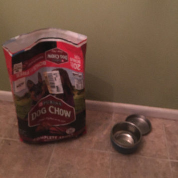 Photo of PURINA® DOG CHOW® Complete Adult With Real Beef uploaded by Valerie C.