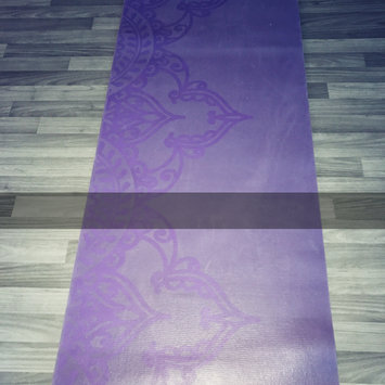 Photo of Gaiam Yoga Flower of Life Yoga Mat uploaded by Claire A.