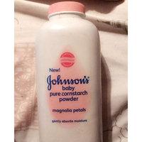 Johnson's® Baby Pure Cornstarch Powder with Calming Lavender & Chamomile uploaded by Alondra L.