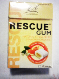 Photo of Rescue® Remedy  Natural Stress Relief Gum uploaded by Rachel B.