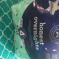 Honest Overnights 26-Pack Size 4 Diapers in Sleepy Sheep uploaded by Kala W.