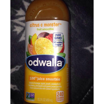 Photo of Odwalla® Citrus C Monster™ Fruit Smoothie uploaded by Linz G.