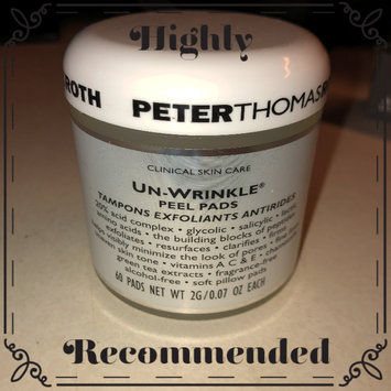 Photo of Peter Thomas Roth Un-Wrinkle Peel Pads uploaded by Jestina R.