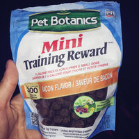 Pet Botanics Natural Bacon Mini Training Reward Dog Treat uploaded by Janine E.