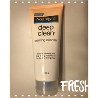 Neutrogena® Deep Clean Foaming Cleanser uploaded by Himali B.