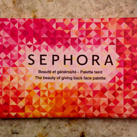 SEPHORA COLLECTION Blushing For You Blush Palette uploaded by Nka k.