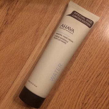 Photo of AHAVA Mineral Hand Cream uploaded by Lindsay K.