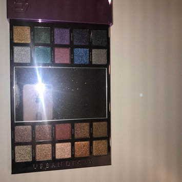 Photo of Urban Decay Heavy Metals Metallic Eyeshadow Palette uploaded by Vicky U.