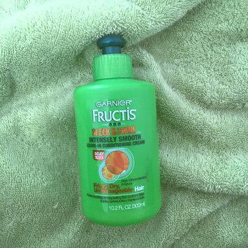 Photo of Garnier Fructis Sleek & Shine Leave-In Conditioner, 10.2 oz uploaded by Breana B.