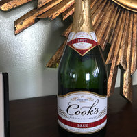 Cook's California Champagne Brut uploaded by Vivian E.
