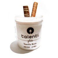 Talenti Tahitian Vanilla Bean Gelato uploaded by Analilia M.