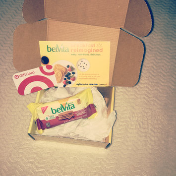 Photo of Nabisco® belVita® Cinnamon Brown Sugar Breakfast Biscuits 1.76 oz. Pack uploaded by Ericka E.