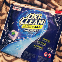 OxiClean™ Laundry Detergent Paks uploaded by DaniellaMarie G.
