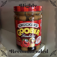 Smucker's Strawberry Stripes Goober Peanut Butter & Jelly 18 Oz Jar uploaded by Crystal D.