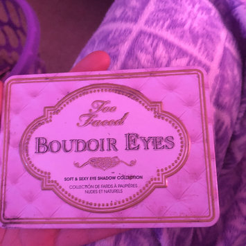 Photo of Too Faced Boudoir Eyes Soft & Sexy Shadow Collection uploaded by summer m.