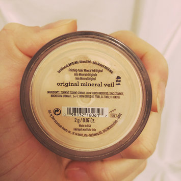 Photo of bareMinerals Mineral Veil Finishing Powder uploaded by Andrea F.