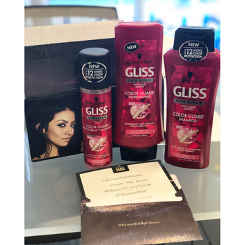 Photo of Schwarzkopf Gliss Colour Protect Shampoo With Liquid Keratin - 250ml uploaded by It's S.