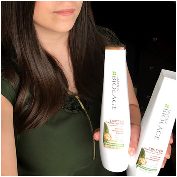 Photo of Matrix Biolage 3 Butter Control System Conditioner uploaded by Irene R.