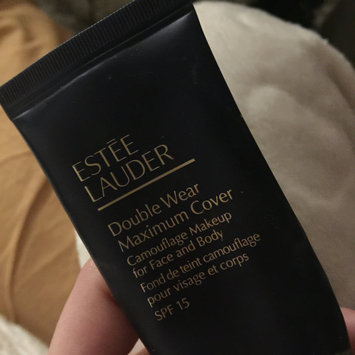 Photo uploaded to Estée Lauder Double Wear Maximum Cover Camouflage Makeup for Face and Body SPF 15 by Sophie T.