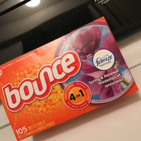 Bounce with Febreze Spring & Renewal Fabric Softener Sheets 90 ct Box uploaded by Kearra N.