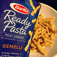 Barilla® Ready Pasta Gemelli 8.5 oz. Pouch uploaded by Lindsey J.