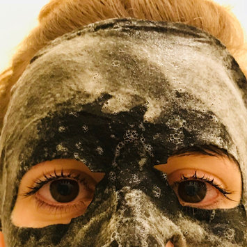 Photo of GLAMGLOW BUBBLESHEET Oxygenating Deep Cleanse Mask uploaded by Kayleigh A.
