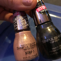 SinfulColors® SinfulShine® 2-Step ManicureKylie Jenner King Kylie Collection uploaded by lisa c.
