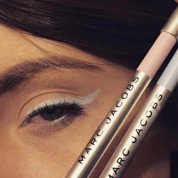 Photo of Marc Jacobs Beauty Highliner Matte Gel Eye Crayon uploaded by Bex R.