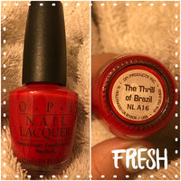 OPI W-C-1314 Nail Lacquer No. NL A16 The Thrill Of Brazil - 0.5 oz - Nail Polish uploaded by Leah R.