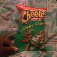 CHEETOS® Crunchy Cheddar Jalapeno Cheese Flavored Snacks uploaded by Je'Niqua L.