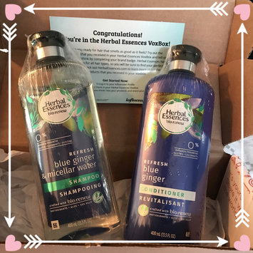 Photo of Herbal Essences Micellar Water & Blue Ginger Shampoo uploaded by Catherine G.